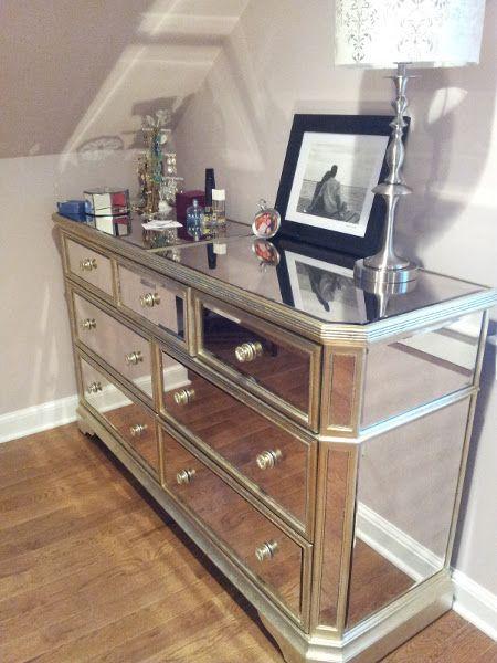 Зеркальная мебель в интерьере – оригинальность и оптические эффекты :: Фото красивых интерьеров