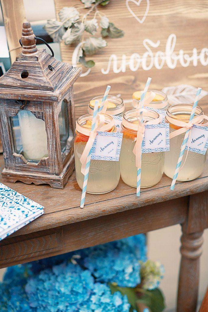 wedding decor, rustic decor, summer decor, wedding detail, wedding wishes, свадебные мелочи, оформление свадьбы, напитки, угощения