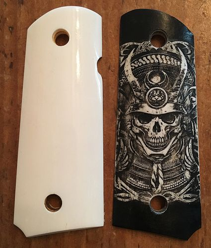 More Scrimshaw - Beyond the Manual - Glowforge Owners Forum | Made