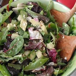 Apple Avocado Salad Recipe
