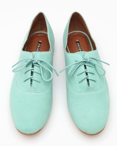 Preston In BlueMint Wedding, Fashion Shoes, Mint Green Shoes, Oxford Shoes, Shoes Fashion, Tiffany Blue, Oxfords Shoes, Mint Color, Blue Shoes