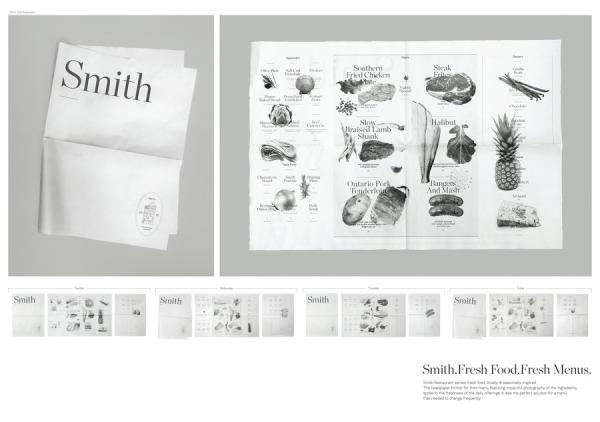Smith. Food For The Everyman, Smith Restaurant + Bar, Leo Burnett, Toronto, Smith, Print, Outdoor, Ads