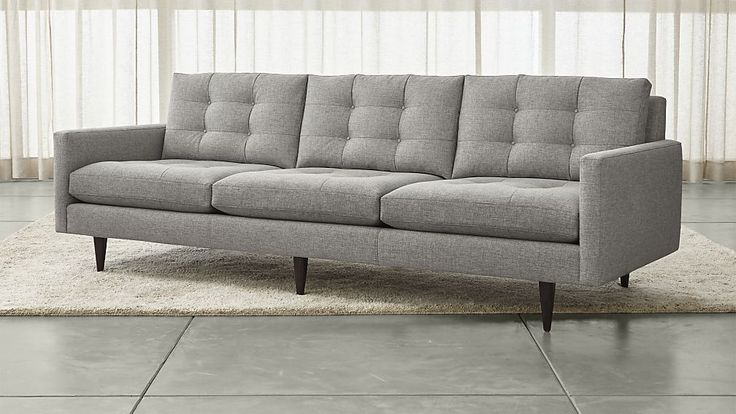 "Petrie 100"" Grande Sofa 