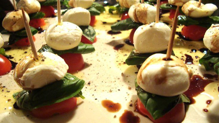 Hearty Finger Food Ideas