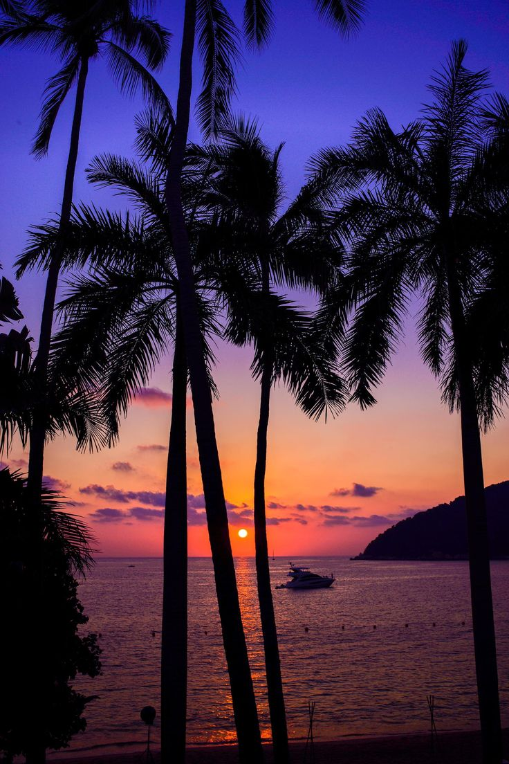 Acapulco Sunset, Mexico