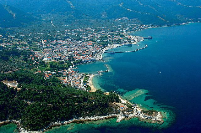Thassos - Limenas | The main city of Thassos is a picturesqu… | Flickr