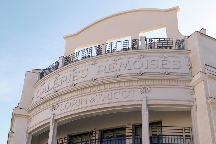 Carr royal reims moa nacarat architecte for Architecte d interieur reims