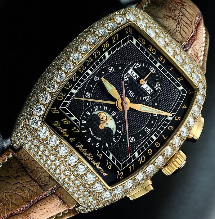 Watches | Dubey & Schaldenbrand Watches | Luxury Watches