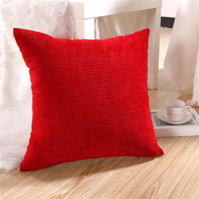 This great affordable Funky Cushion can make any room in your house/flat/hotel/restaurant/apartment look unique and the talk of the town.Size: (43cmx43cm)Package Includes: 1 x Cushion Cover (The cushion insert is not included.)