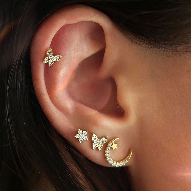 Have we bent your ear with this? Dreamy designs like our Mads earring set just d…