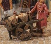 "Bread Cart - Fontanini 5"" Collection"
