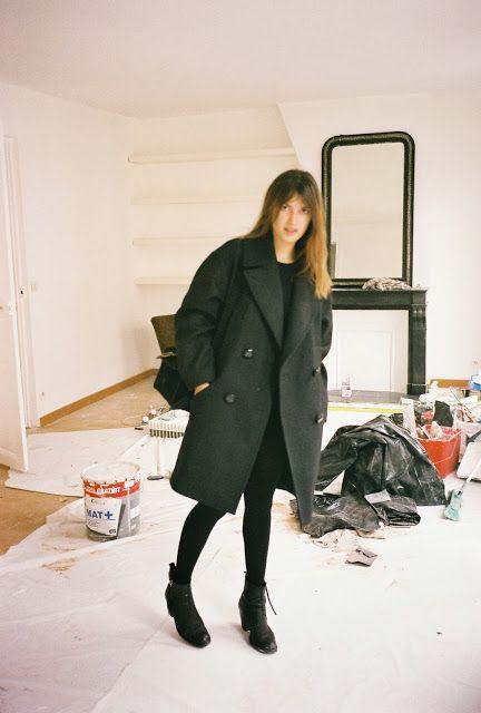 Isabel Marant for HM coat