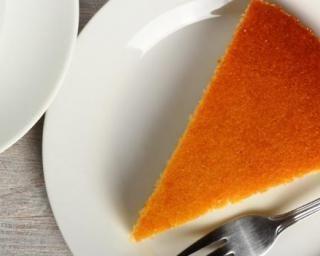 Gâteau de semoule à la manière de ma grand-mère : http://www.fourchette-et-bikini.fr/recettes/recettes-minceur/gateau-de-semoule-a-la-maniere-de-ma-grand-mere.html