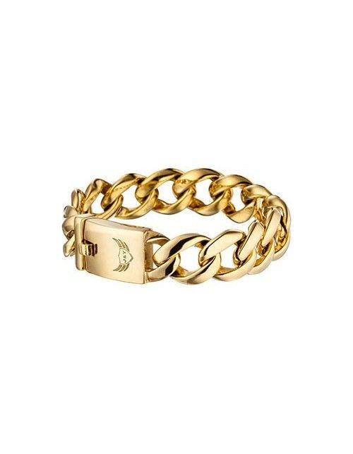 JAY N WHY Armband Spirit Gold