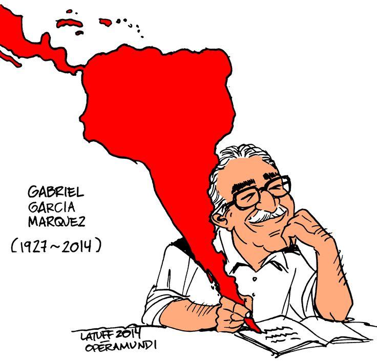 Cartoonists react to Gabriel Garcia Marquez's death