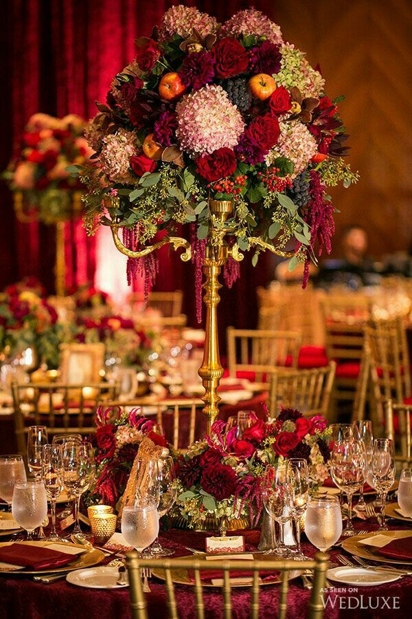 72 best table decorations images on pinterest floral arrangements bouquet wedding flower bouquets wedding decorations burgundy centerpieces red wedding decorations red toons wedding decoration in living color junglespirit Choice Image