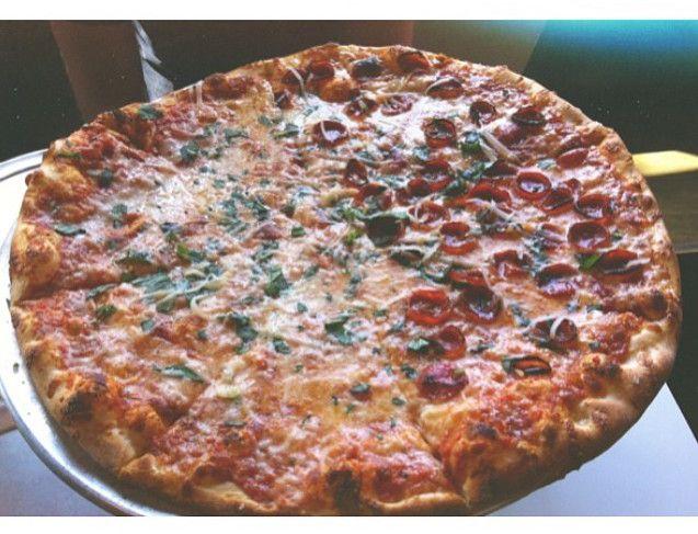 The 15 best pizza slices in America: Forbes Waggensense pie @ Pizza Brain in Philadelphia, PA