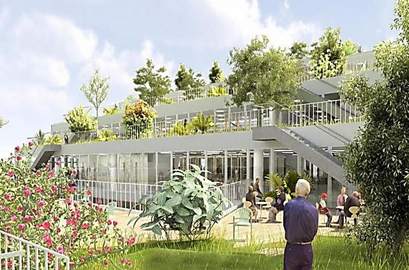 sustainable office building 2