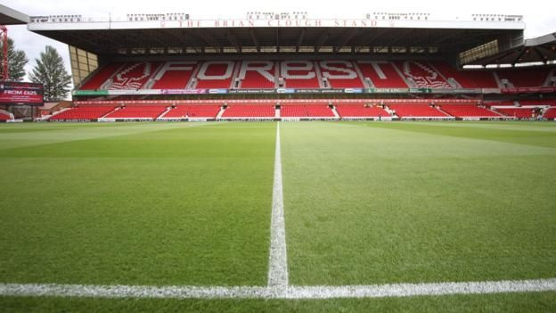 Nottingham Forest takeover by United States consortium significantly advanced