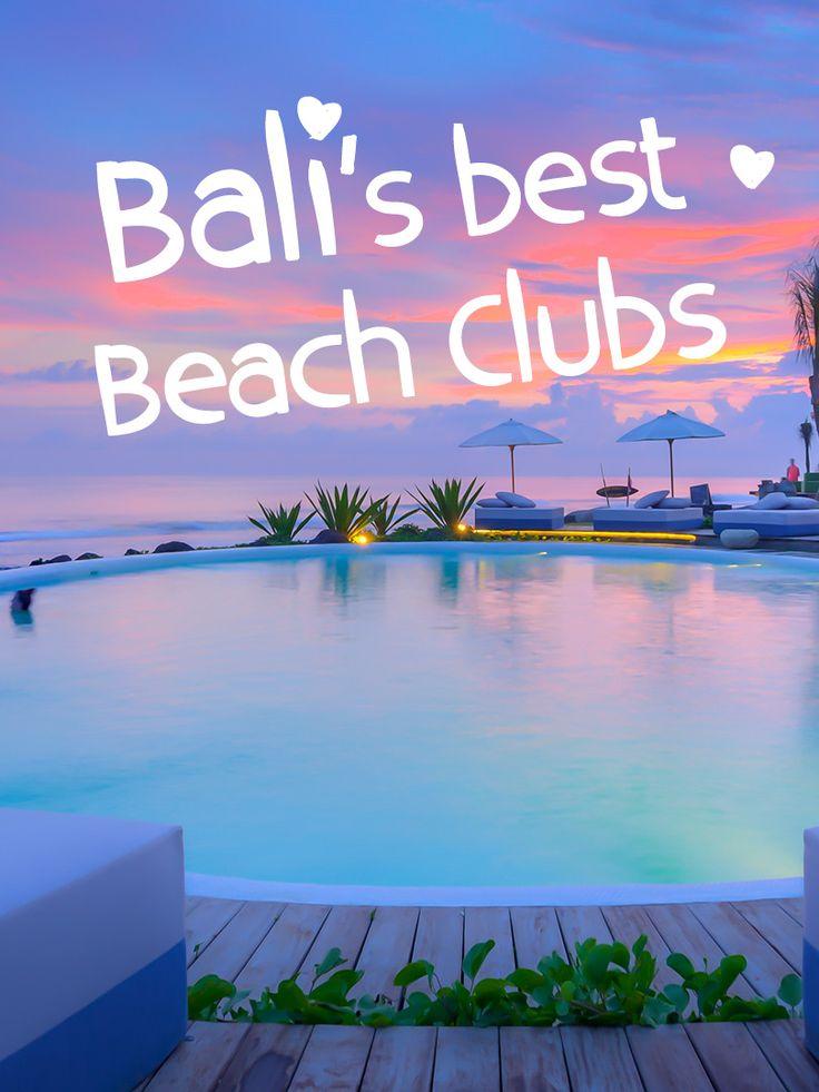 Bali's Best Beach Clubs | blog.affittabali.com