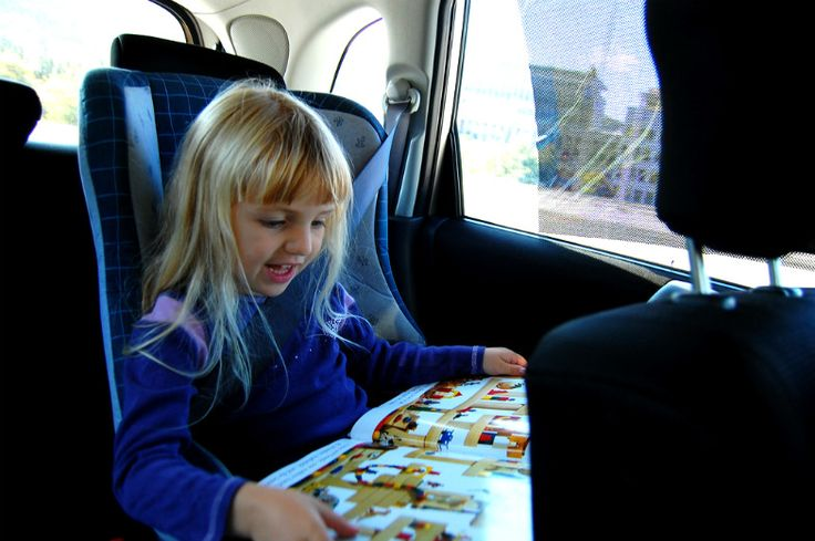 10 Road Trip games - fun for the whole family!