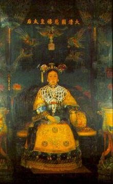 Empress Dowager Cixi - Wikipedia, the free encyclopedia