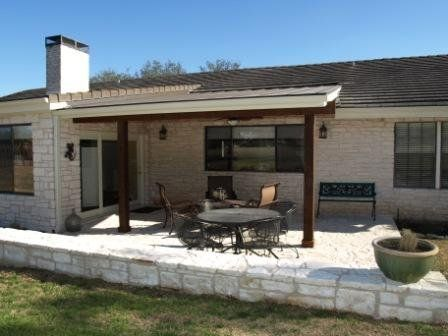 Eliot J Construction   Austin, TX, United States. Covered Patio, Outdoor  Living
