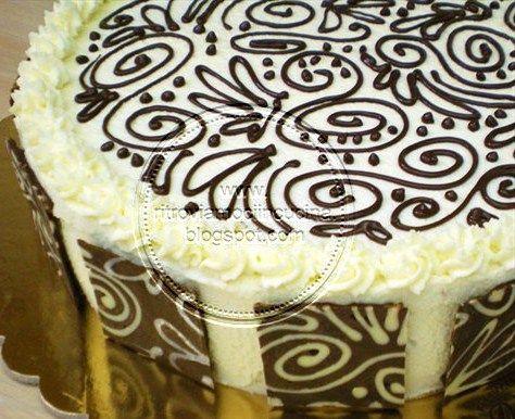 Ritroviamoci in Cucina: Torta al Cioccolato Bianco e Mascarpone