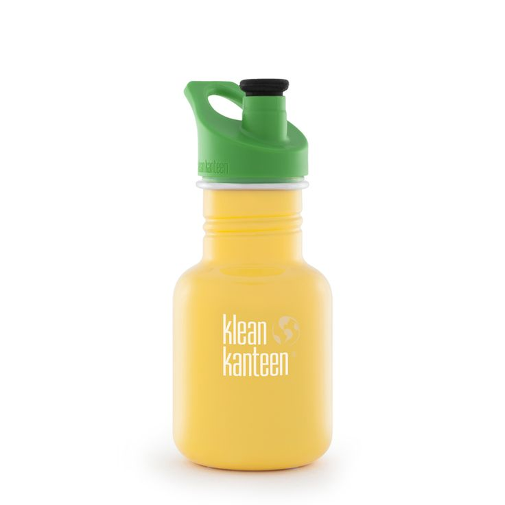 355ml Kid Kanteen® Classic Sport Bottle in endlich schulkind