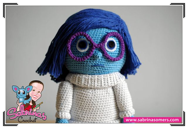 Inside Out Amigurumi Patterns : 62 best images about AMIGURUMIS - TUTORIALES on Pinterest