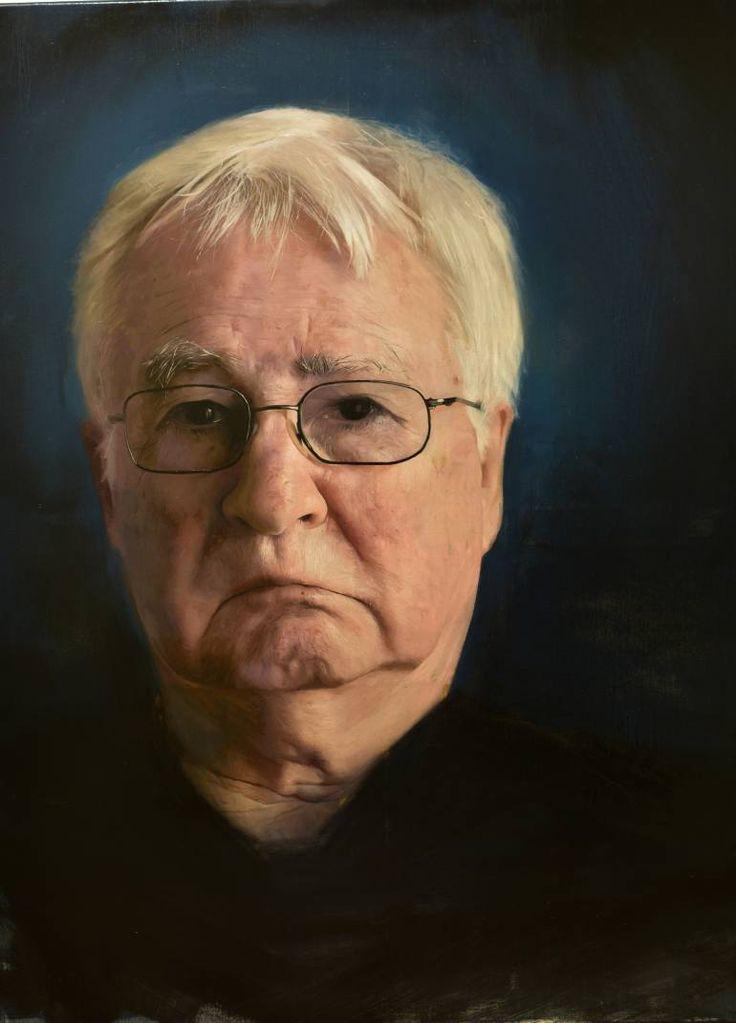 """Saatchi Art Artist Michael Sydney Moore; Painting, """"Markus"""" #art"""