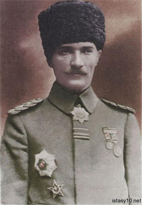 Mustafa Kemal Atatürk (1916)