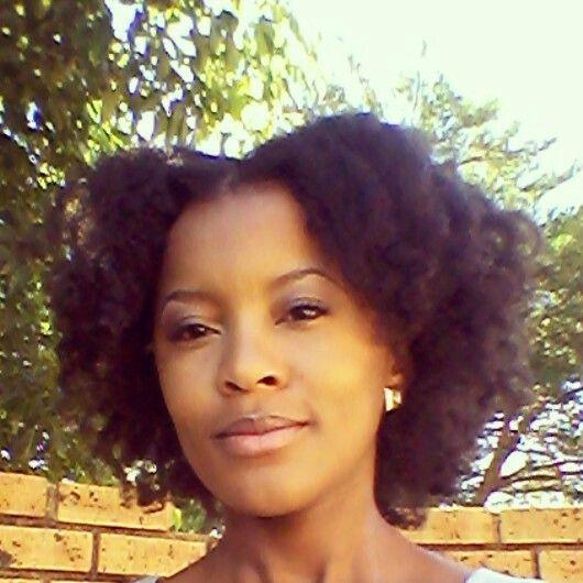 Twistout on natural hair.. Mummy Mthembu - Fawkes