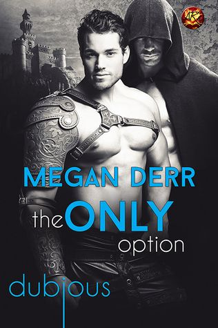book review of the only option by megan derr dubious lgbt gay mm paranormal erotica