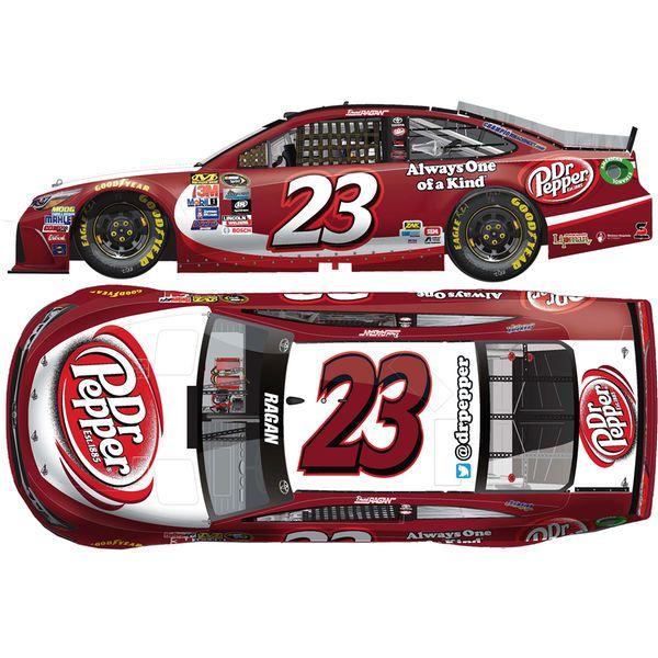 David Ragan Action Racing 2016 #23 Dr Pepper 1:24 NASCAR Sprint Cup Series Platinum Die-Cast Toyota Camry - $69.99