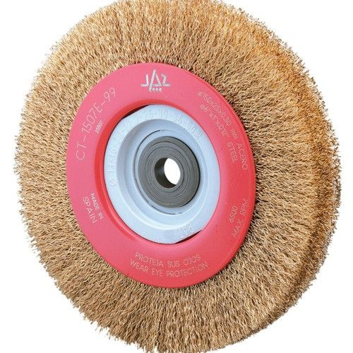 Crimped Wire Wheel Multi-Fit