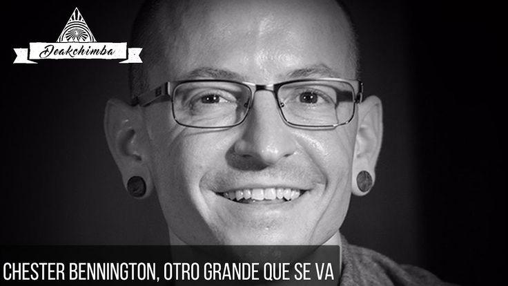 Chester Bennington Vocalista De Linkin Park Falleció