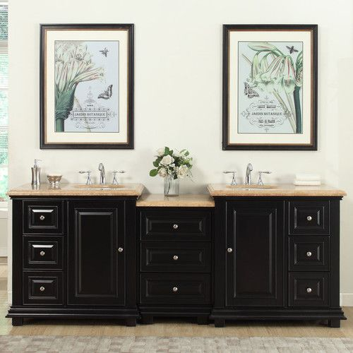 Web Photo Gallery Found it at Wayfair Double Sink Bathroom Modular Vanity Set