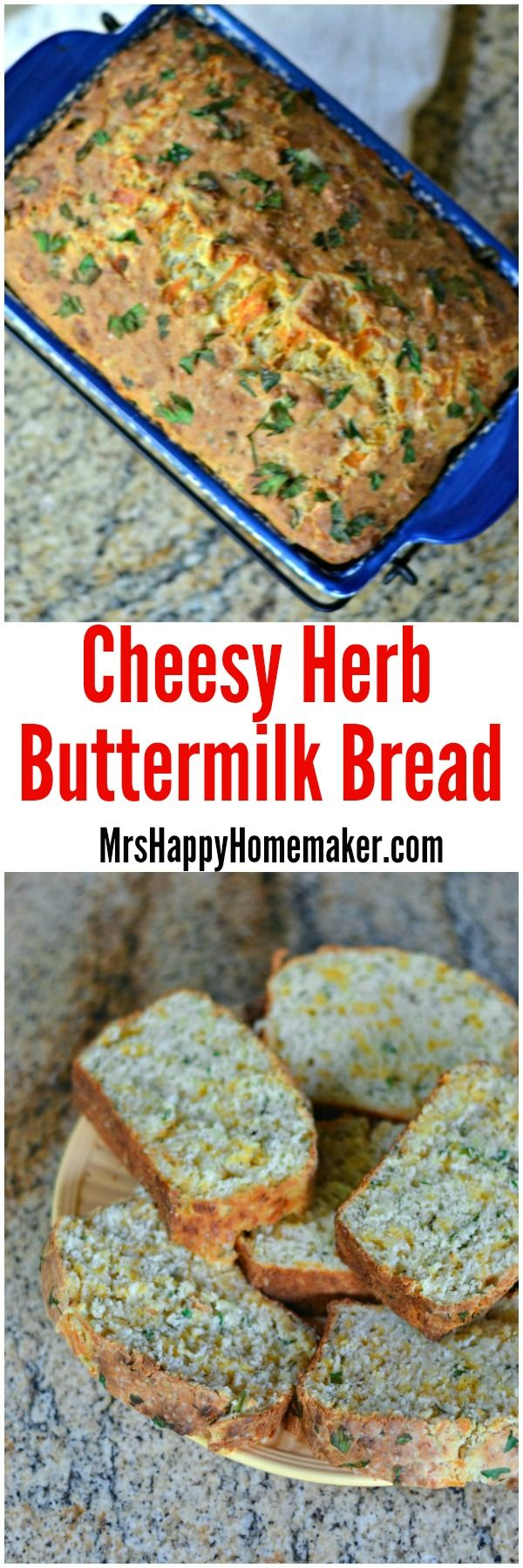 MY GO-TO HOMEMADE BREAD RECIPE!!! I play around with this one all the time.. different cheeses & herbs... so good!