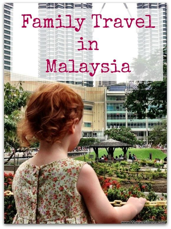 Our experiences and tips about travelling in Malaysia with kids