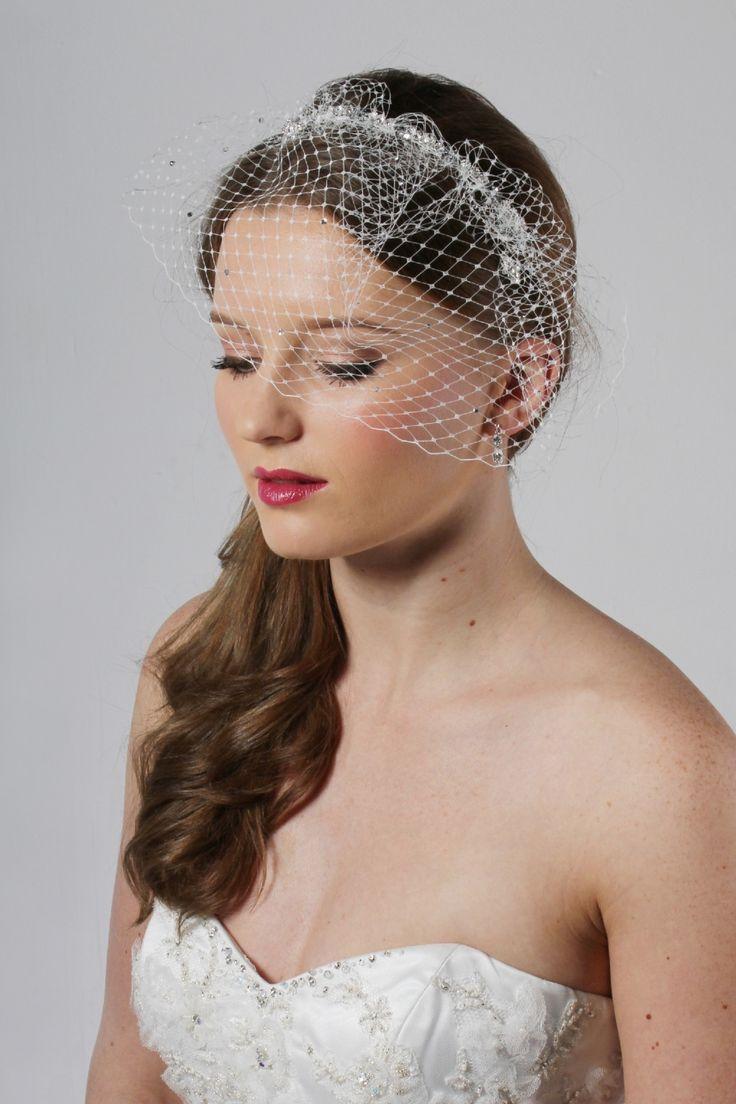 diy wedding veil with headband