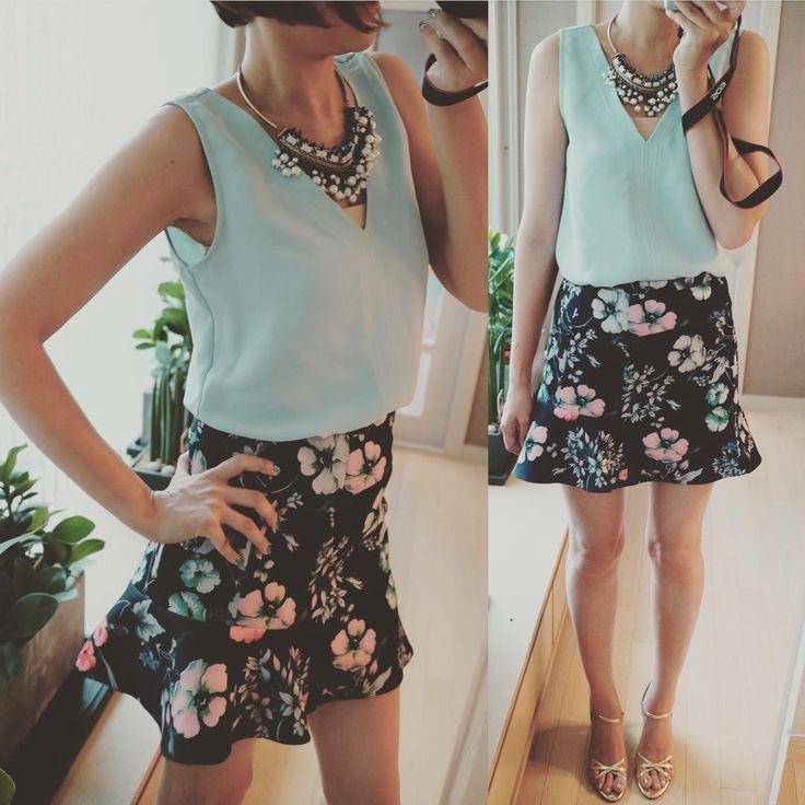 # #오늘 의 #아웃핏 #outfit for #today . . . . . #ootd #daily #dailylook #follow #me #거울샷 #전신샷 #미러샷 #셀스타그램 #옷스타그램 #자라 #zara #줌마그램 #줌스타그램 #줌마스타그램 #젊줌마 #selfie #fashion #style #패션 #스타일