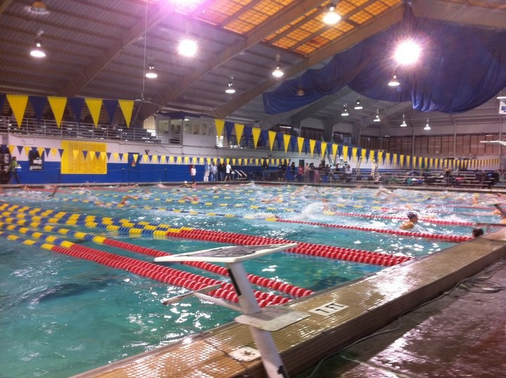 Central Florida YMCA Aquatic Center - Site of 2012 FHSAA Swimming and Diving State Championship