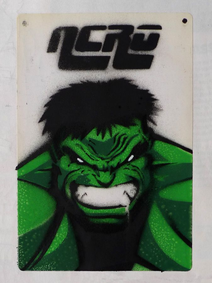 Incredible Hulk Stencil | My Work | Pinterest | Hulk ...