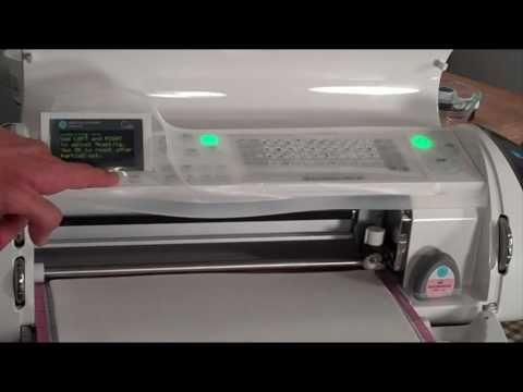 Great Video! WATCH before using Cricut Cake machine.