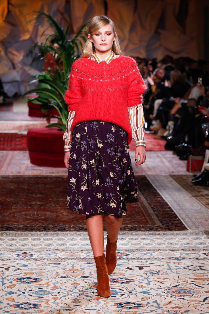 #clothes #fashion #dress #norwegianfashion #dreamy #free #vintage #runway #bohem #flowers #print #model #details #shop #inspiration  #fall #blouse #timo #bytimo #knit