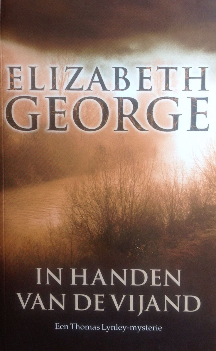 Elizabeth George: in handen van de vijand (1996)