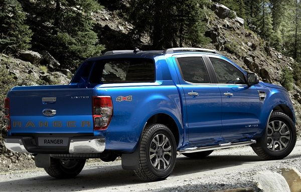 Ford Ranger 2020 Ford Ranger Guarda Bosque Ranger