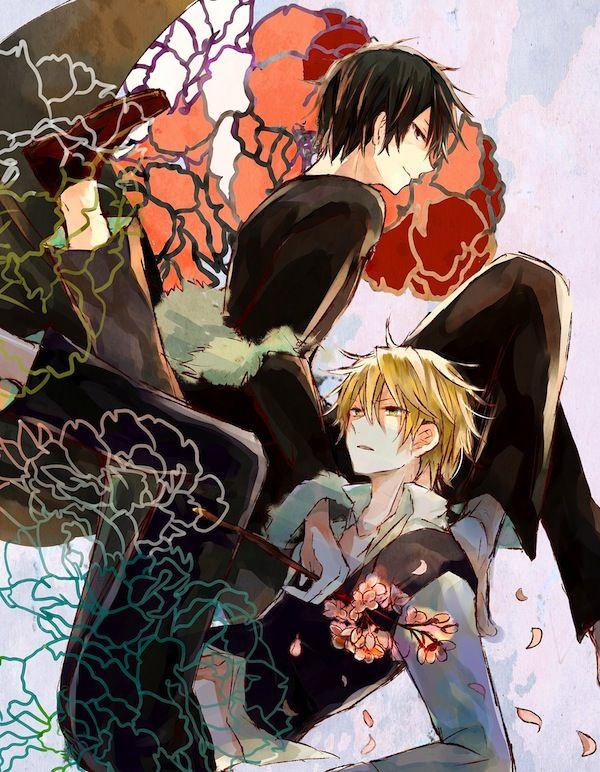 Tags Anime, Fanart, Pixiv, Durarara!!, Orihara Izaya