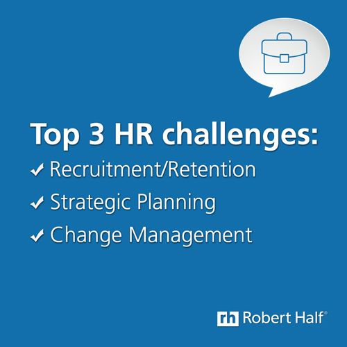 #HR challenges. For more insights, check out our Salary Centre at http://www.roberthalf.com.au/salary-guides